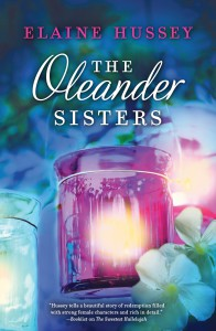 The Oleander Sisters - Front cover